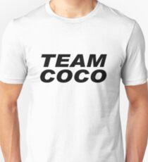 TEAM COCO Unisex T-Shirt