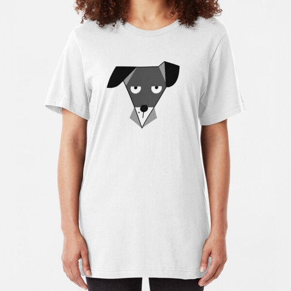 Dapper Dog Slim Fit T-Shirt