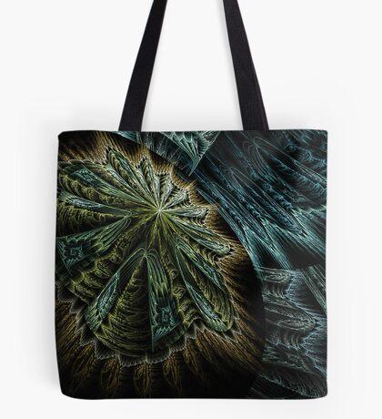 Clam Nebula Tote Bag