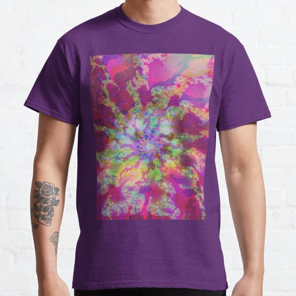 Fraktale Rosemarie Classic T-Shirt