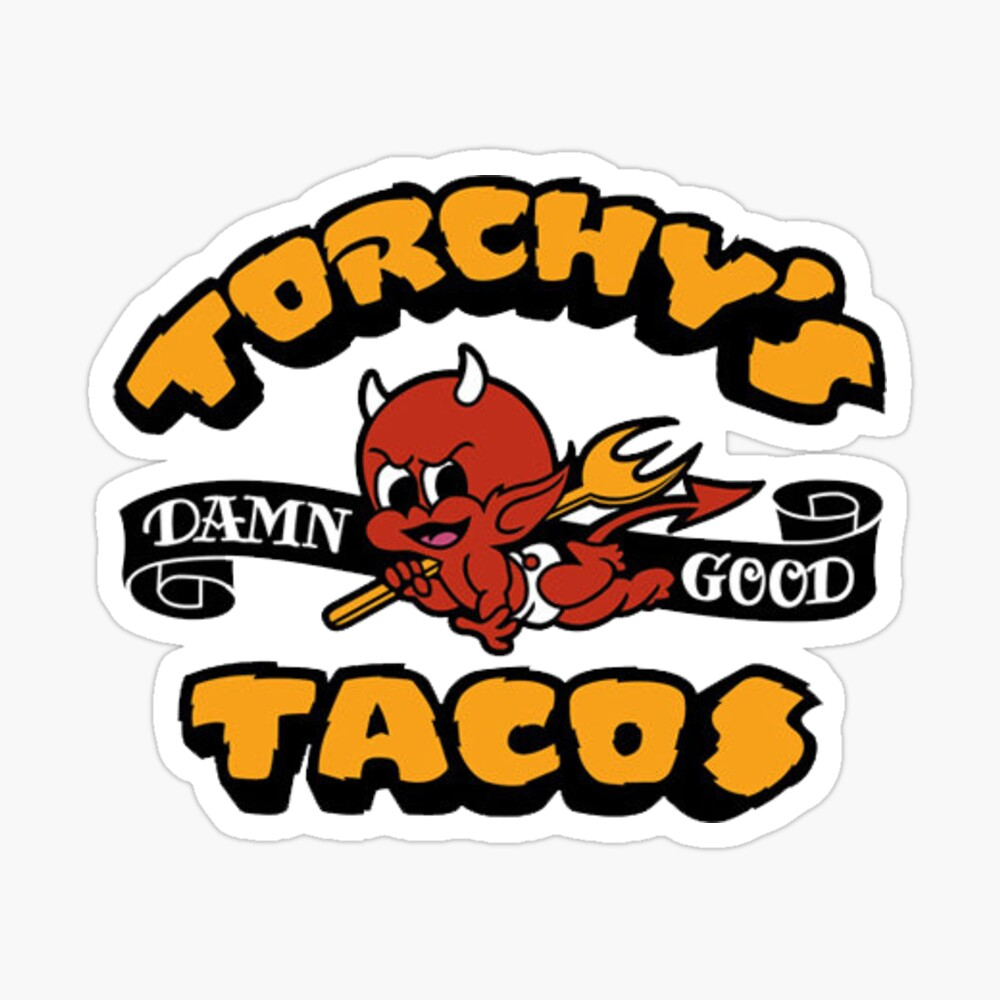 Torchy's Tacos Sticker