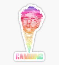 Gambino Sticker