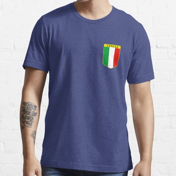 ITALIA EMBLEM Essential T-Shirt