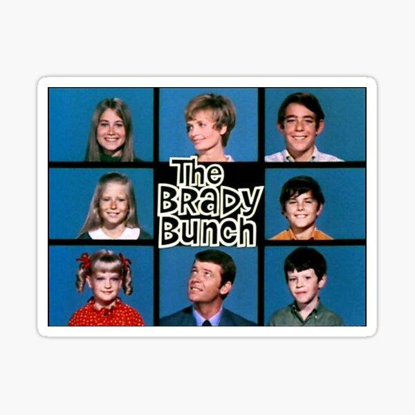 The Brady Bunch Sticker