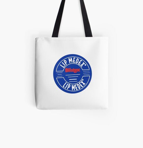 Lip Medex All Over Print Tote Bag