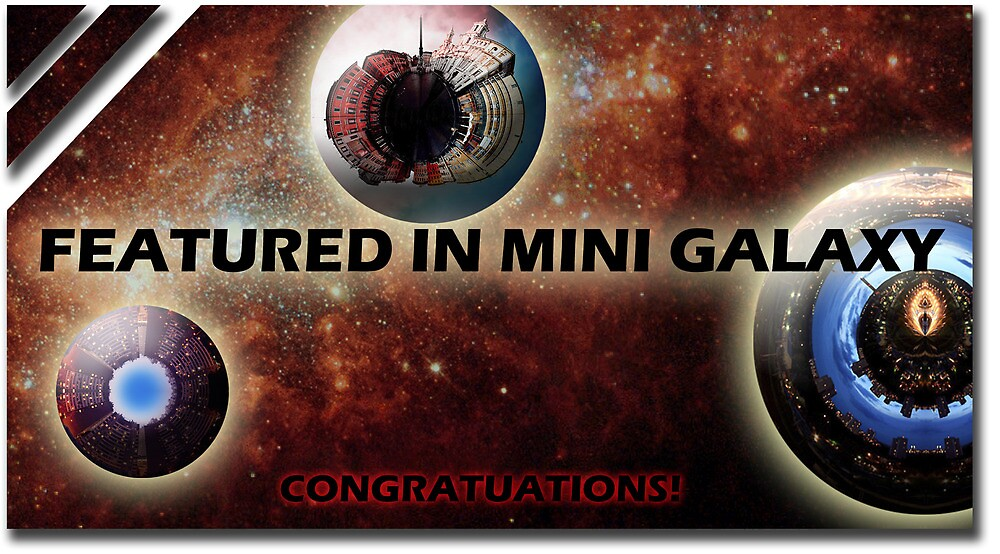 Mini Galaxy Feature Banner by netmonk