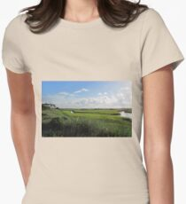 Beautiful Landscape Womens Fitted T-Shirt