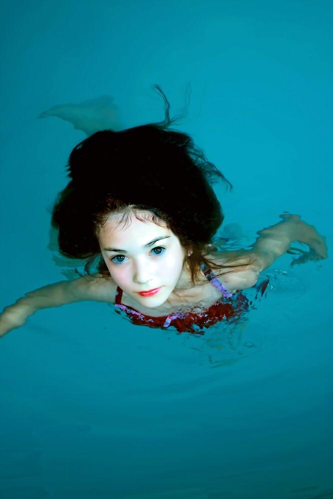 water baby by Rebecca Tun