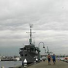*HMAS Castlemaine Corvette WWll* by EdsMum
