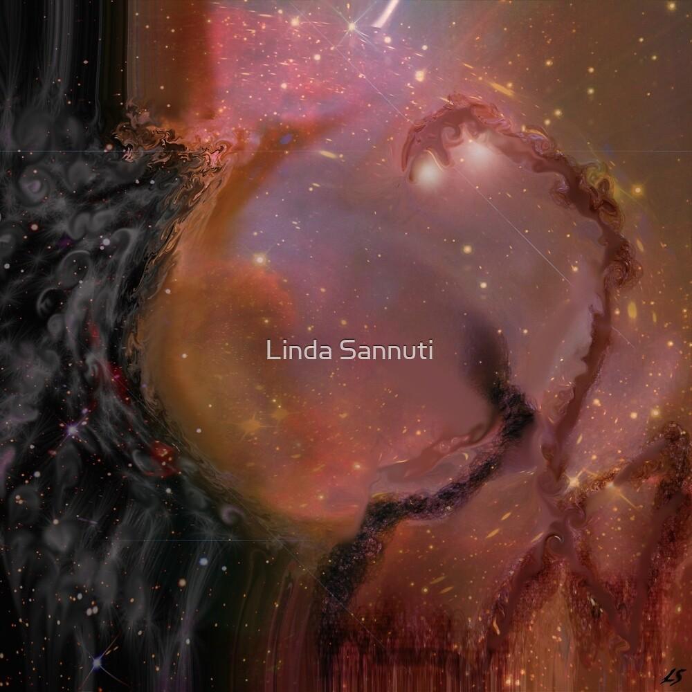 Behind the universe by Linda Sannuti