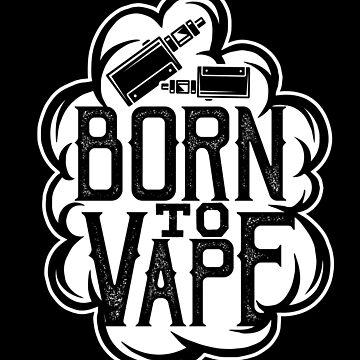 Vape smoker by GeschenkIdee