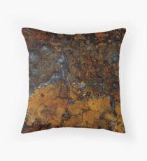 Fragmentation Throw Pillow