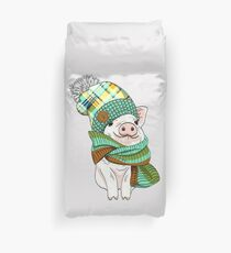 Sow weather Duvet Cover