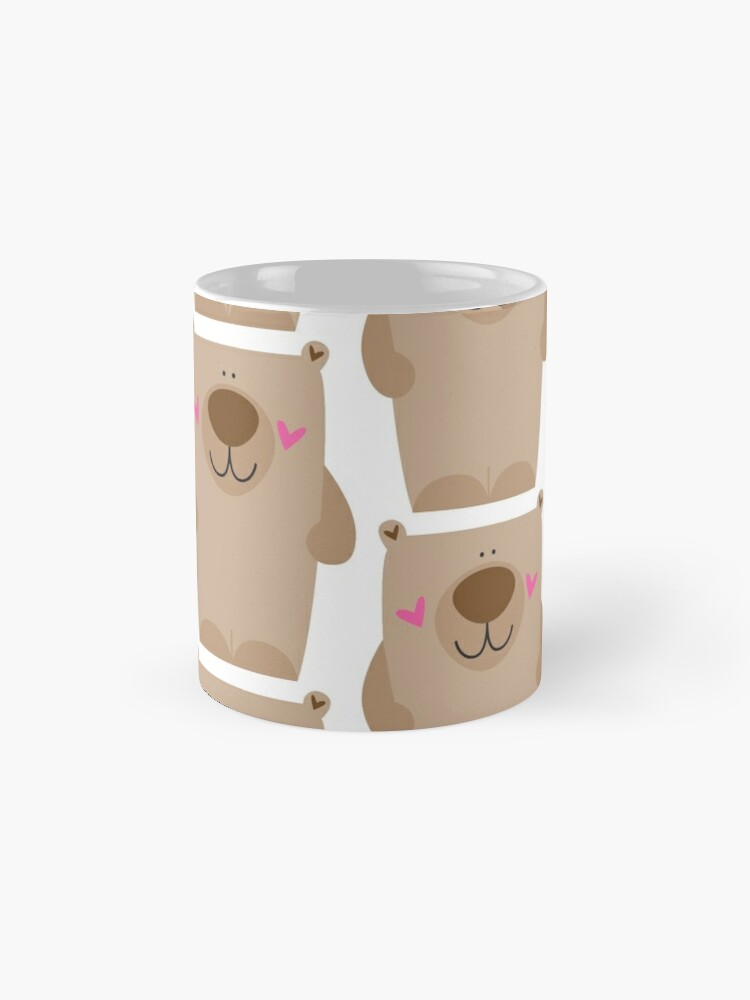 Alternate view of Big Bear Standard Mug