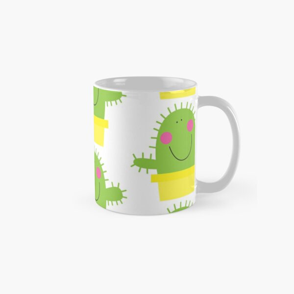 Cutie Cactus Classic Mug