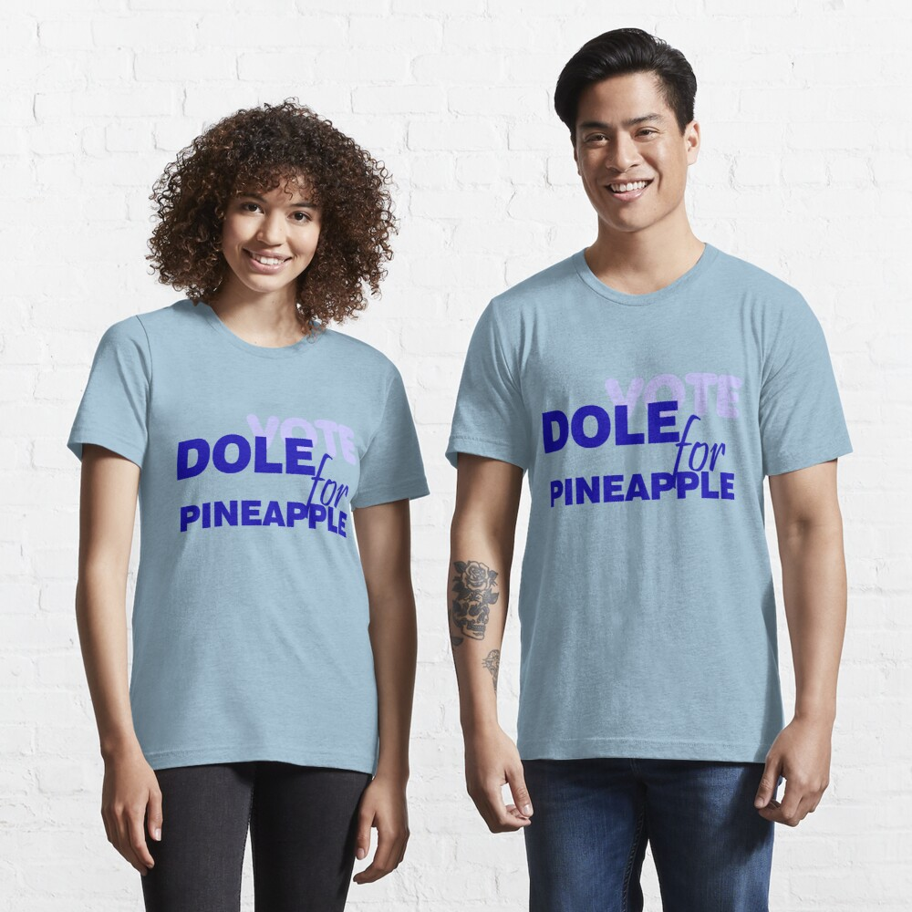 Dole for Pineapple Essential T-Shirt