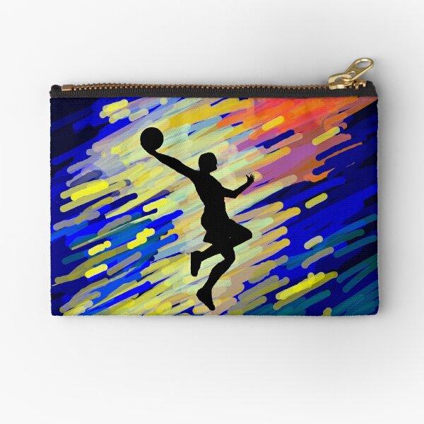 Basketball Zipper Pouch