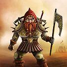Dwarf by Alexander Skachkov