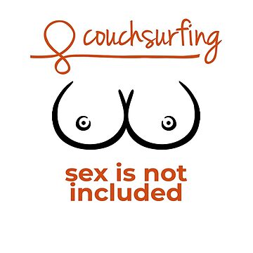 Couchsurfing: sex is not included by MichailoAvilov