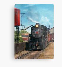 Train - Strasburg Number 9 Metal Print