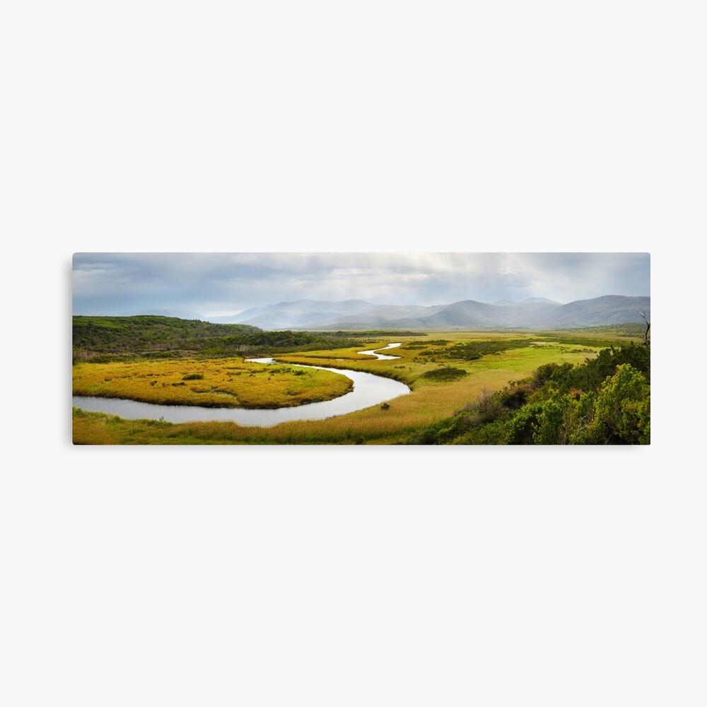 Darby River, Wilsons Promontory, Victoria, Australia Canvas Print