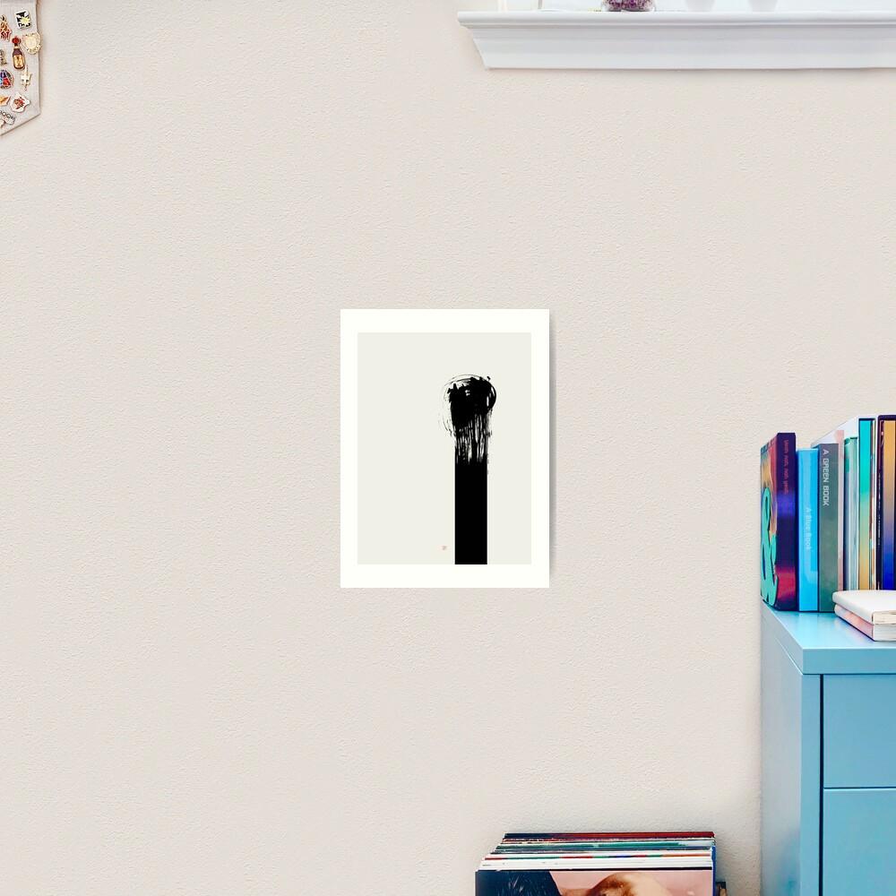 As One (West Meets East Series) Art Print