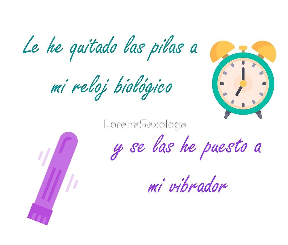 «Reloj biológico» de LorenaSexologa