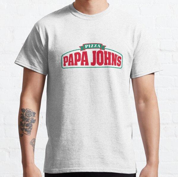 Papa Johns logo  Classic T-Shirt