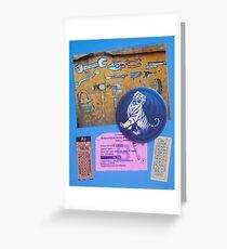 Nilgiri Sign Greeting Card