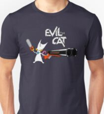 EVIL CAT T-Shirt