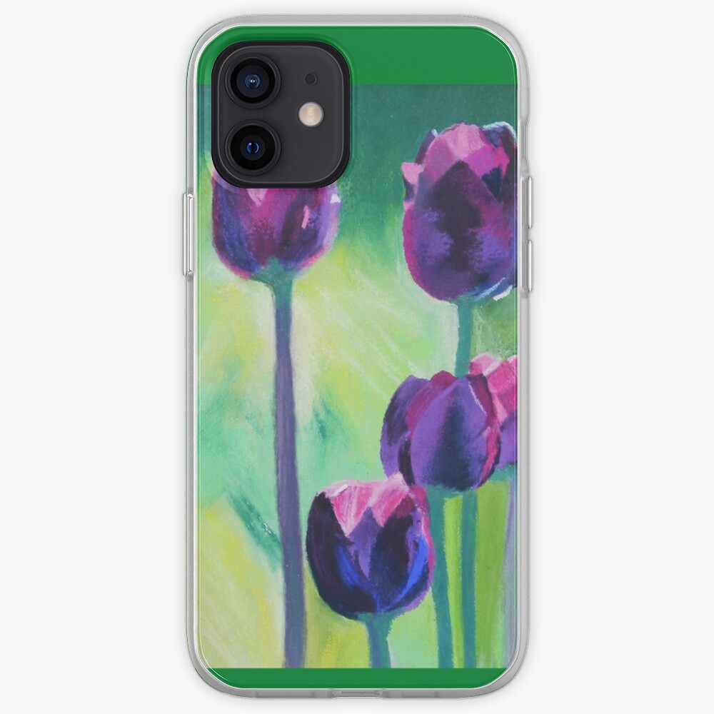 Tulips Aglow iPhone Case & Cover