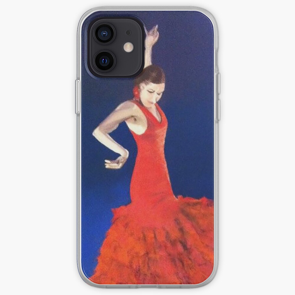 Dramatic Dance iPhone Case & Cover