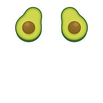 Avocado Boobs Shirt by santiagodesign