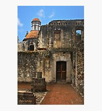 Colonial Style Old Convent Photographic Print