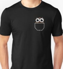 Owl in my pocket Unisex T-Shirt