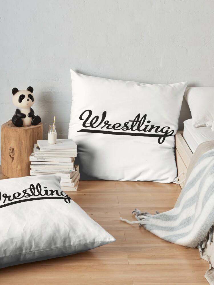Alternative Ansicht von Wrestling Bodenkissen