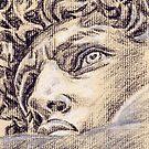 Head of David by Barnaby Edwards