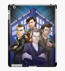 The Doctors Four iPad Case/Skin