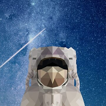 Space Astronaut by meichi