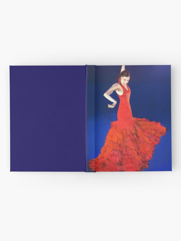 Alternate view of Dramatic Dance Hardcover Journal