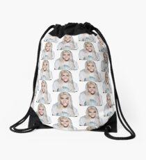 Hayley Kiyoko bubblegum Drawstring Bag
