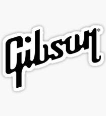 Pegatina Gibson