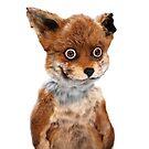 GEOFF STONED FOX TAXIDERMY MEME ADELE MORSE by ADELE MORSE