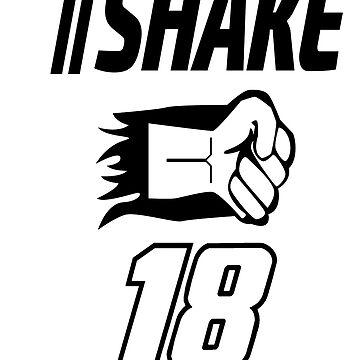 Shake and Bake, Couples Shirt, Shake by JbandFKllc