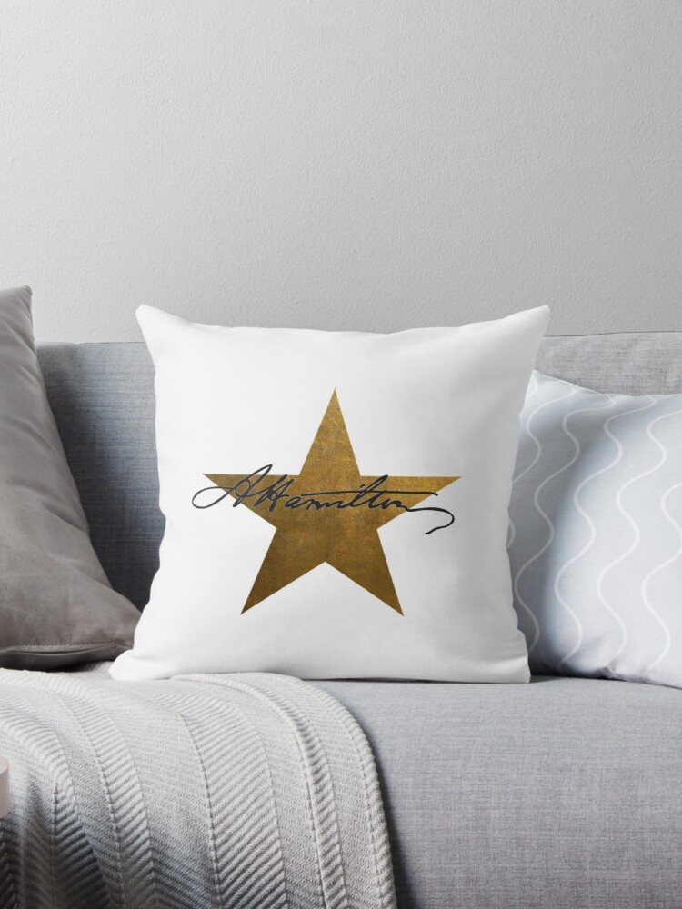 «Hamilton / estrella» de ouatisworld