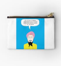 What under the Turban? Studio Pouch