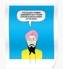 What under the Turban? Poster