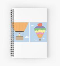 Sikh Air Balloon Spiral Notebook