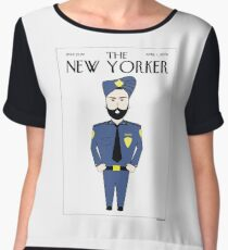 Sikh New Yorker Chiffon Top