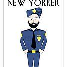 Sikh New Yorker by Vishavjit Singh